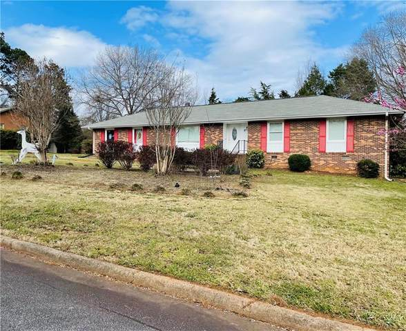 111 Evergreen Drive, Clemson, SC 29631 (#20237376) :: The Robby Brady Team