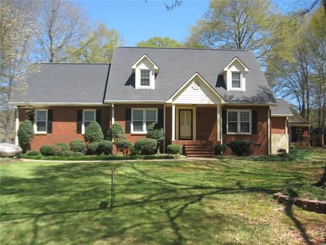 101 Knoxwood Estates, Anderson, SC 29625 (MLS #20237484) :: Les Walden Real Estate