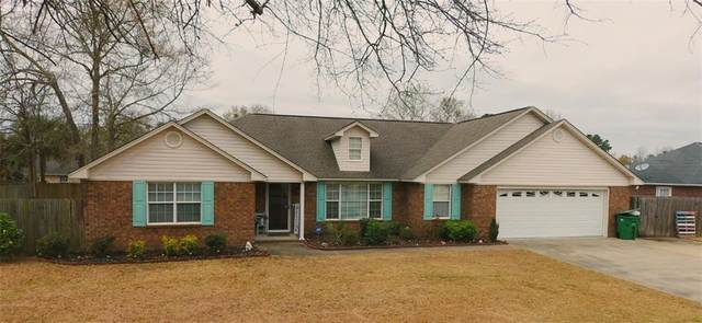 1068 Loblolly Drive, Manning, SC 29102 (MLS #20237547) :: The Powell Group