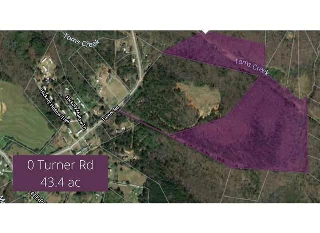 0 Turner Road, Eastanollee, GA 30538 (MLS #20237559) :: Lake Life Realty