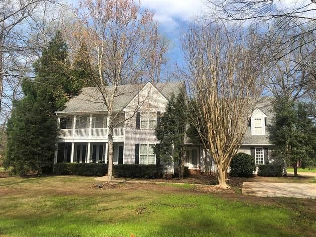 114 Shadowood Drive, Clemson, SC 29631 (#20237700) :: Expert Real Estate Team