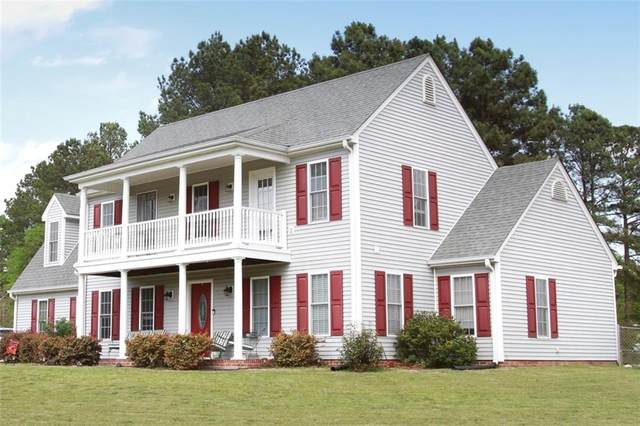 105 Irish Moss Drive, Williamston, SC 29697 (MLS #20237820) :: Lake Life Realty