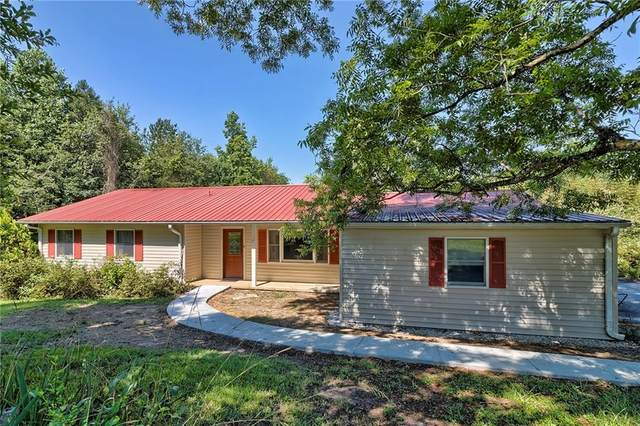 255 Sunrise Drive, Walhalla, SC 29691 (MLS #20237943) :: Les Walden Real Estate