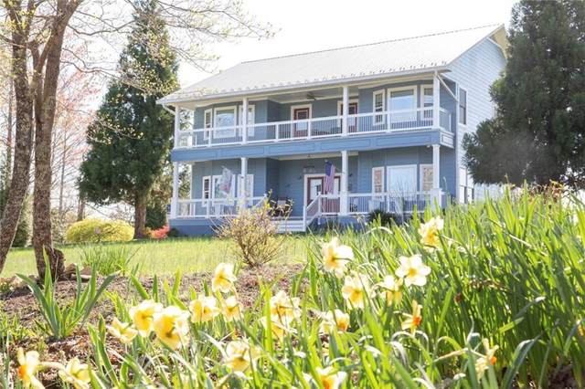 820 Lenore B Lane, Mountain  Rest, SC 29664 (MLS #20237999) :: Les Walden Real Estate