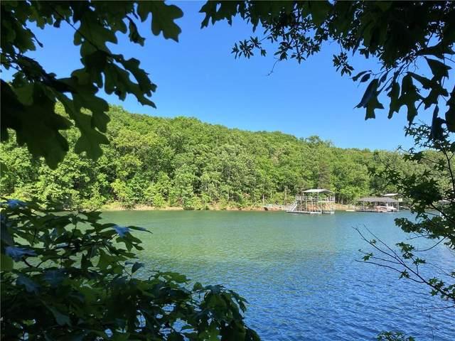 Lot 3 Dobbs Landing Road, Hartwell, SC 30643 (MLS #20238126) :: Lake Life Realty