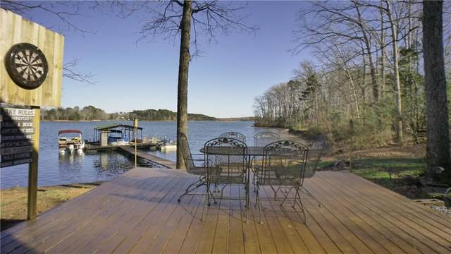 137 Snyder Drive, Townville, SC 29689 (MLS #20238199) :: Prime Realty