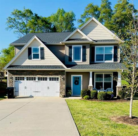 1050 Blythwood Drive, Piedmont, SC 29673 (MLS #20238349) :: The Powell Group