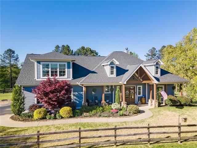 68 Stone Cottage Lane, Landrum, SC 29356 (MLS #20238442) :: Lake Life Realty