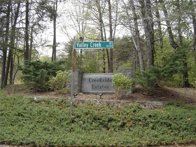 Lot 10 Valley Creek Dr., Westminster, SC 29693 (#20238605) :: Realty ONE Group Freedom