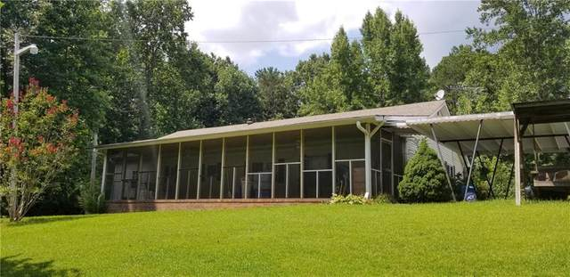 6601 Old Greenville Highway, Liberty, SC 29657 (MLS #20238678) :: The Powell Group