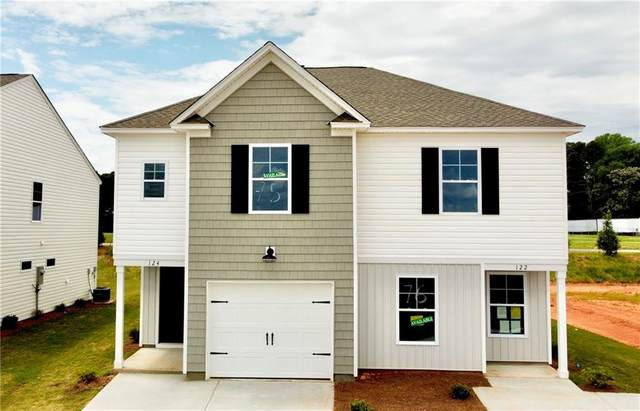 124 Adger Road, Pendleton, SC 29670 (#20238718) :: Realty ONE Group Freedom