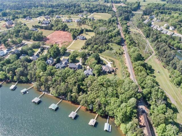 1027 & 1029 North Shore Drive, Anderson, SC 29625 (MLS #20238891) :: Lake Life Realty