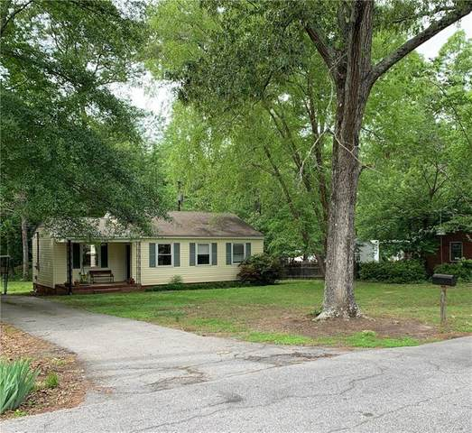 843 Crouch Drive, Pendleton, SC 29670 (MLS #20238974) :: The Powell Group