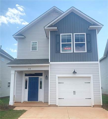 318 Phillips Drive, Pendleton, SC 29670 (MLS #20239231) :: Tri-County Properties at KW Lake Region