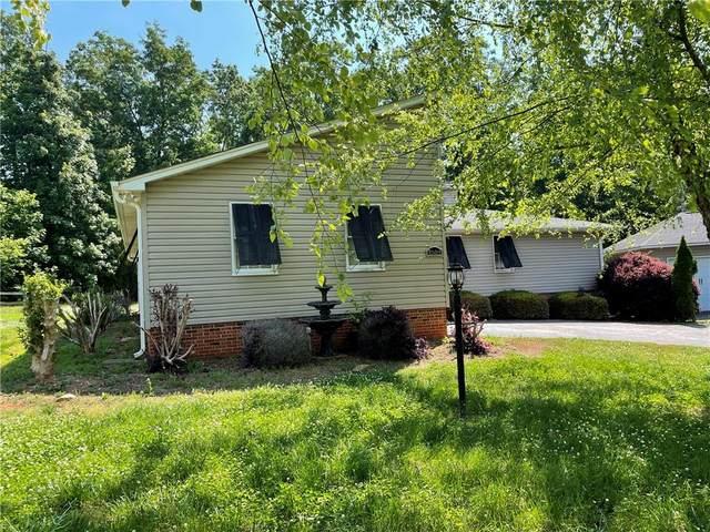 1509 White Oak Drive, Anderson, SC 29621 (MLS #20239509) :: Lake Life Realty