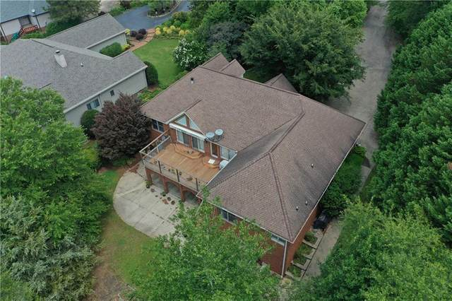 321 Grandview Terrace, Anderson, SC 29626 (MLS #20239852) :: Les Walden Real Estate