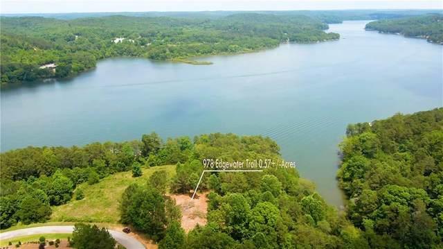 978 Edgewater Trail, Toccoa, GA 30577 (MLS #20239966) :: Renade Helton