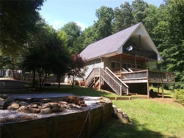 210 Park Road, Townville, SC 29689 (MLS #20240073) :: Les Walden Real Estate