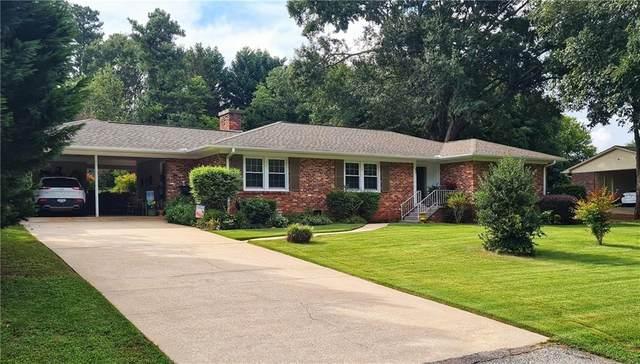 404 Woodfern Cir 404 Woodfern Cir Circle, Anderson, SC 29625 (MLS #20240109) :: Les Walden Real Estate