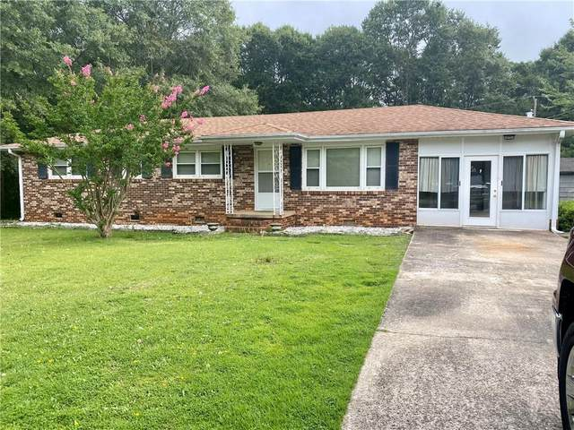 501 Jasmin Drive, Anderson, SC 29626 (MLS #20240338) :: Les Walden Real Estate