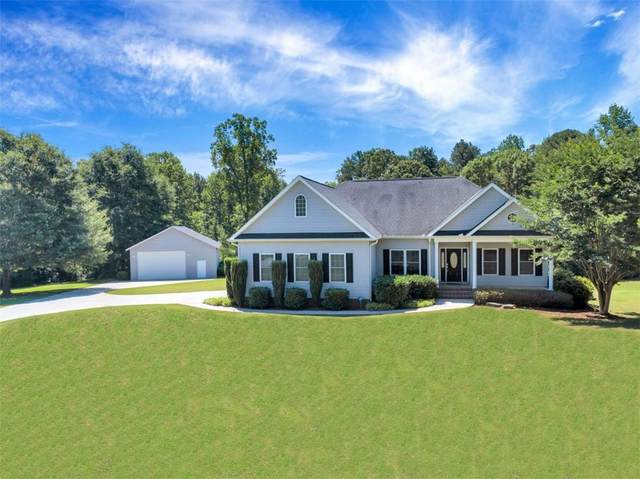 612 Bryant Crossing Drive, West Union, SC 29696 (MLS #20240366) :: Tri-County Properties at KW Lake Region
