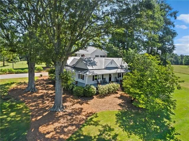 1842 Norris Highway, Central, SC 29630 (MLS #20240407) :: Les Walden Real Estate