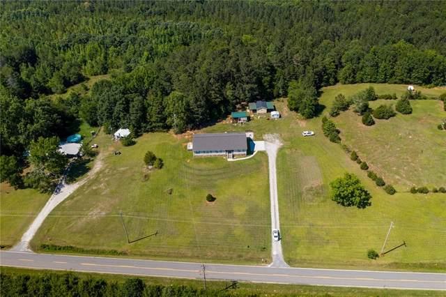 622 Lake Secession Road, Abbeville, SC 29620 (MLS #20240461) :: Les Walden Real Estate