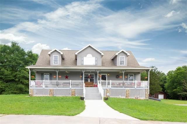 142 Mellrich Road, Iva, SC 29655 (#20240472) :: Expert Real Estate Team