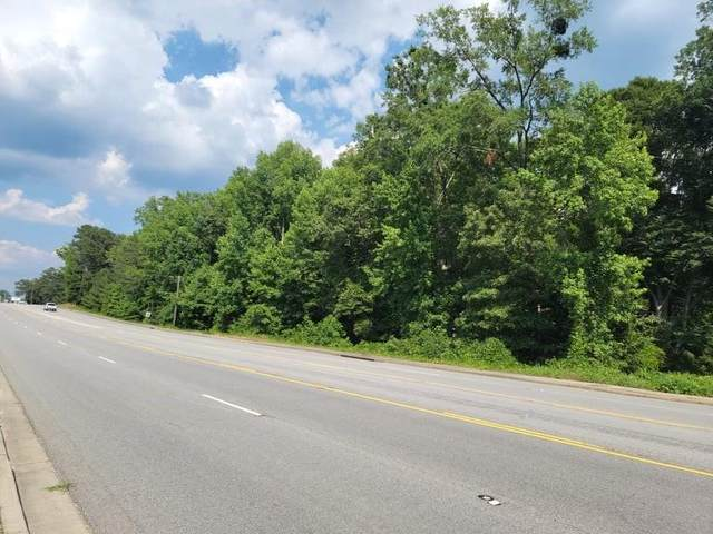 1.81 TBD Hwy 72 Highway, Abbeville, SC 29620 (MLS #20240504) :: The Powell Group