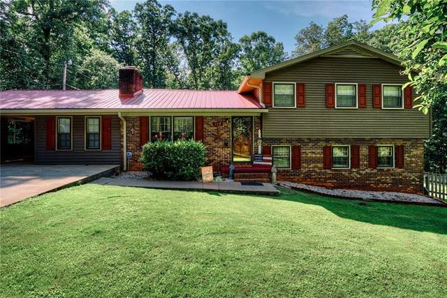 117 Randall Court, West Union, SC 29696 (#20240606) :: Realty ONE Group Freedom