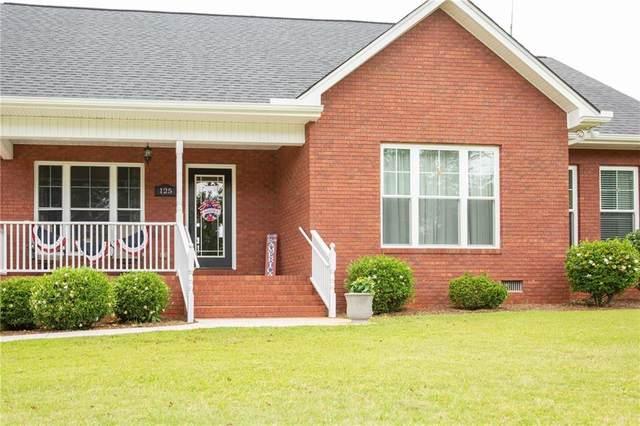 125 Hopewell Street, Seneca, SC 29678 (MLS #20240626) :: Les Walden Real Estate
