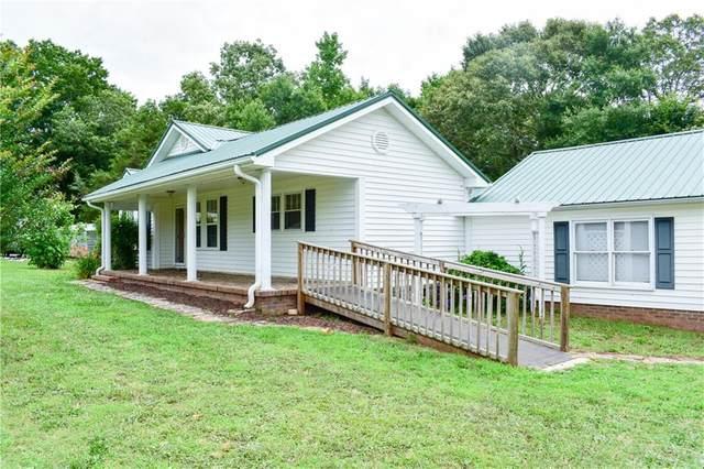 517 Coneross Creek Road, Seneca, SC 29678 (MLS #20240631) :: Les Walden Real Estate