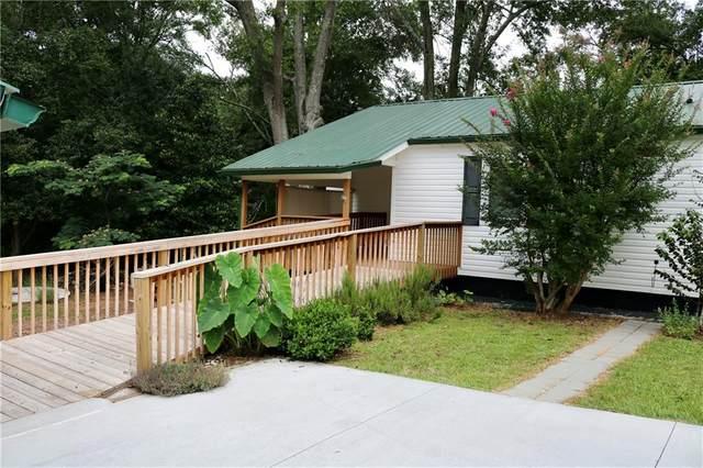 822 S Stribling Street, Seneca, SC 29678 (MLS #20240709) :: Les Walden Real Estate