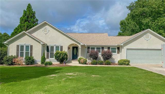 1320 Falcons Drive, Walhalla, SC 29691 (MLS #20240909) :: The Powell Group