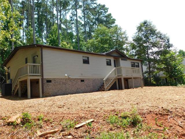 297 Pine Circle, Townville, SC 29689 (MLS #20240931) :: The Powell Group
