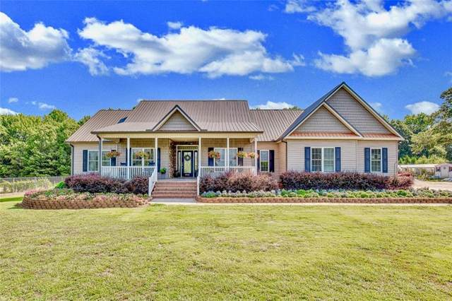2045 Five Forks Road, Pendleton, SC 29670 (MLS #20240974) :: The Powell Group