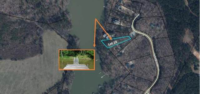 123 Lake Breeze Lane, Westminster, SC 29693 (MLS #20241005) :: The Powell Group