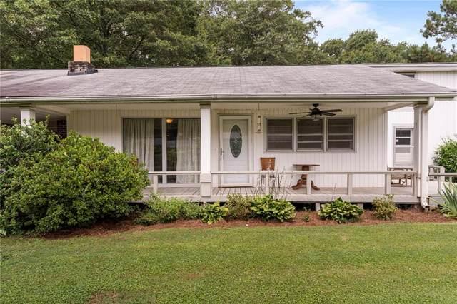 106 Skinner Lane, Townville, SC 29689 (MLS #20241112) :: The Powell Group