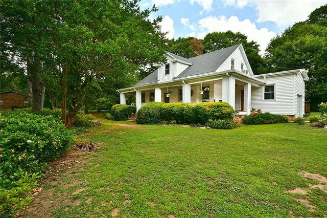 208 Camson Road, Anderson, SC 29625 (MLS #20241331) :: The Powell Group