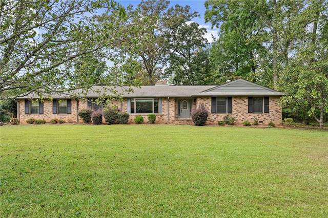 327 Old Douglas Mill Road, Abbeville, SC 29620 (MLS #20241362) :: Lake Life Realty