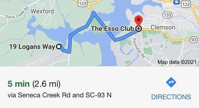 00 Logan's Way, Seneca, SC 29678 (MLS #20241727) :: Tri-County Properties at KW Lake Region