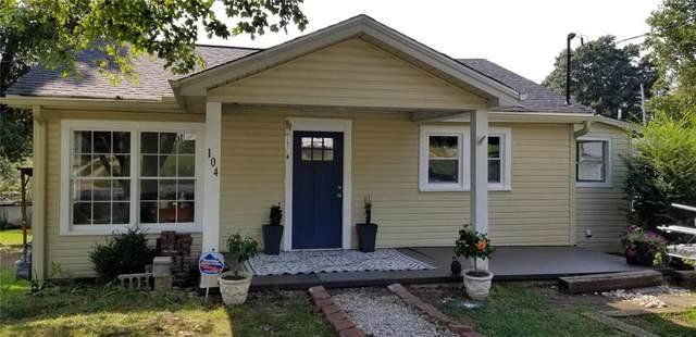 104 Roper Street, Easley, SC 29640 (MLS #20241844) :: Tri-County Properties at KW Lake Region
