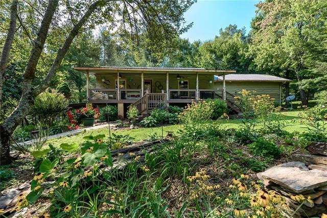 160 Horse Hill Road, Salem, SC 29676 (MLS #20242012) :: Les Walden Real Estate