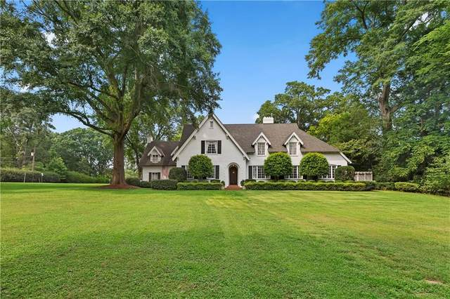 404 Boulevard, Anderson, SC 29621 (MLS #20242029) :: The Powell Group