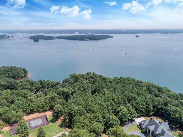 118 Keowee Club Road, Townville, SC 29689 (MLS #20242039) :: The Powell Group