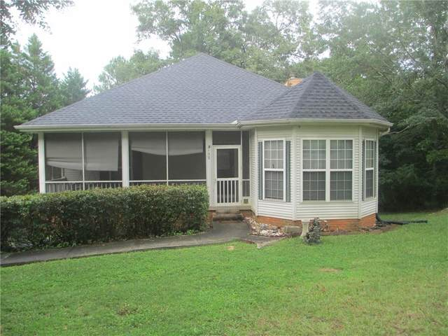 109 Hunters Trail, Walhalla, SC 29691 (MLS #20242129) :: Les Walden Real Estate