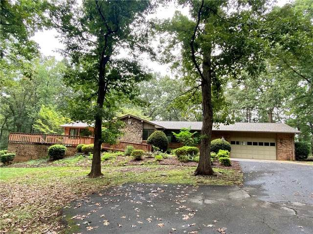 169 Castlewood Drive, Westminster, SC 29693 (MLS #20242538) :: The Powell Group