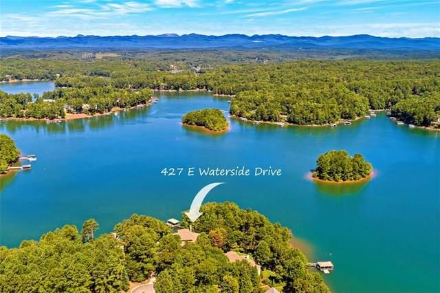 427 E Waterside Drive, Seneca, SC 29672 (#20242541) :: Modern