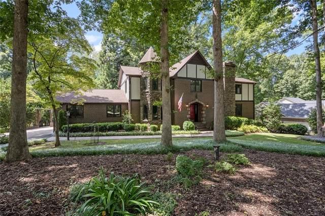 104 Medinah Drive, Easley, SC 29642 (MLS #20242727) :: Les Walden Real Estate