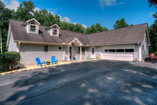 210 Creekwood Lane, West Union, SC 29696 (MLS #20242835) :: Les Walden Real Estate
